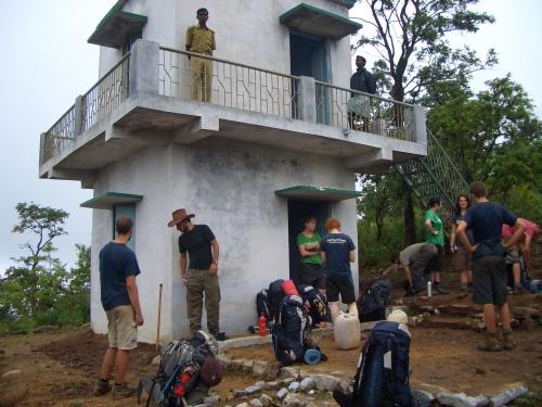 Anti Poaching Camp